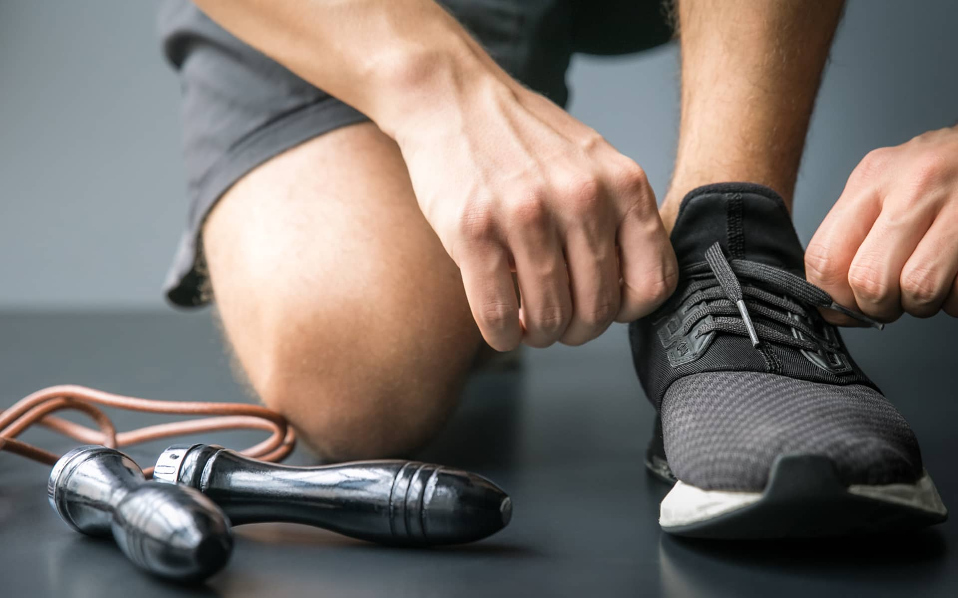 Exercices d'échauffements